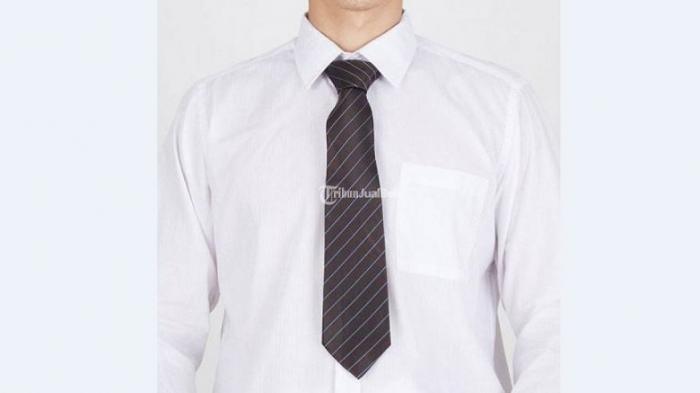 Cara Mudah Memasang Dasi, Ada 4 Tipe Gaya Gunakan Dasi yang Cocok untuk Hadiri Acara Formal